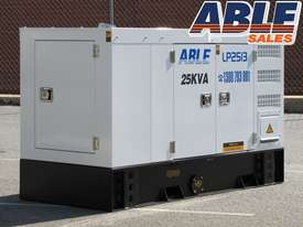25 kVA Diesel Generator 415V - Forward (Formerly Isuzu) Powered - picture7' - Click to enlarge