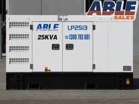 25 kVA Diesel Generator 415V - Forward (Formerly Isuzu) Powered - picture8' - Click to enlarge