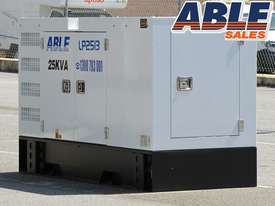25 kVA Diesel Generator 415V - Forward (Formerly Isuzu) Powered - picture9' - Click to enlarge