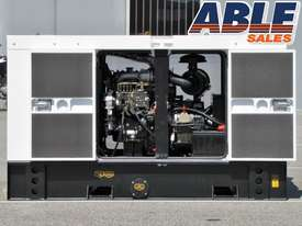 25 kVA Diesel Generator 415V - Forward (Formerly Isuzu) Powered - picture14' - Click to enlarge
