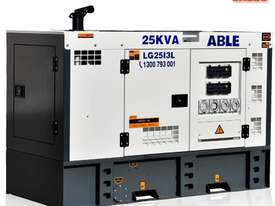 25 kVA Diesel Generator 415V - Forward (Formerly Isuzu) Powered - picture0' - Click to enlarge
