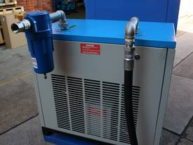 15hp 11kW Rotary Screw Air Compressor Package with Tank, Dryer & Oil Removal Filters - picture6' - Click to enlarge