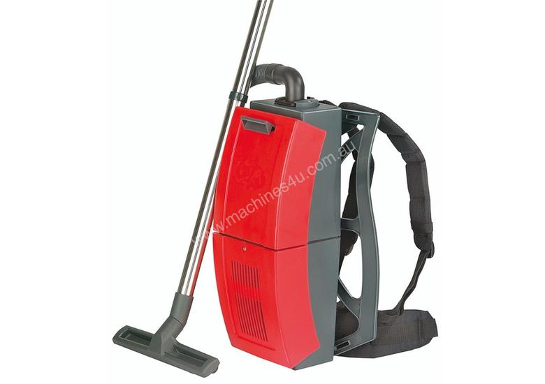 NEW Cleanfix RS05 Backpack Vacuum Cleaner
