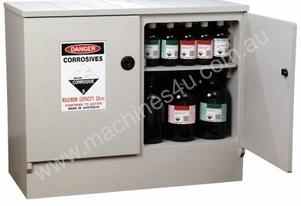 Corrosive Storage Cabinet Poly (100 litres)
