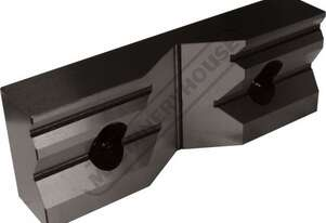 CJ-200 Vee Hardened Jaw 200mm #07888056