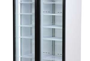 Bromic Vertical 2 Glass Door Fridge