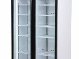 Bromic Vertical 2 Glass Door Fridge - picture0' - Click to enlarge