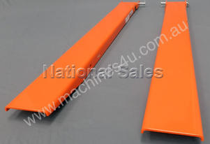 Forklift Slippers Fork Extensions 2000mm x 125mm