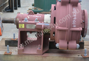 Warman AH 6x4 Sand mineral process abrasive pump