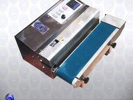 Continuous Band Sealer - picture15' - Click to enlarge