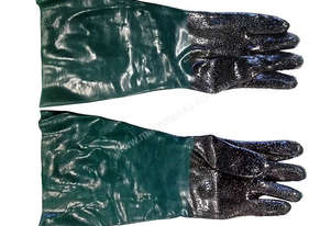 15100G - SANDBLASTING GLOVES TO SUIT 15100 & 15115