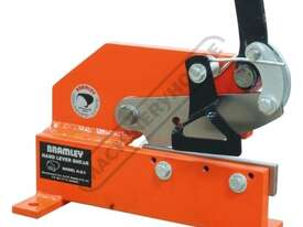 HS-5 Hand Lever Shear 5mm - picture0' - Click to enlarge