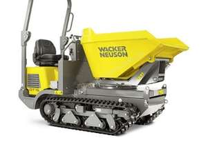 Wacker Neuson DT 15D Site Dumper Off Highway Truck