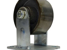 43021 - CASTOR WITH FULL CAST IRON WHEEL(FIXED) - picture0' - Click to enlarge