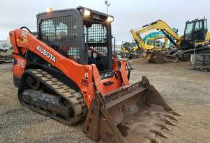 KUBOTA SVL75 TRACK LOADER WITH ALL OPTIONS