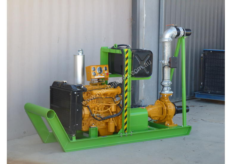 Remko Pressure Irrigation Pump Package