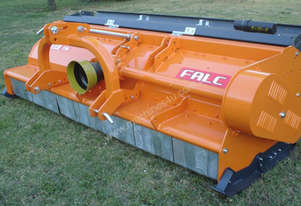 Agila 50-120 hp High Body Mulcher and Shredder