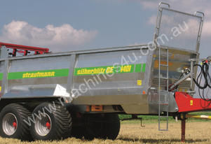 BE Manure Spreader 2 Disc 14 Tonne