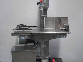Commercial Stainless Meat Portioning Bandsaw
