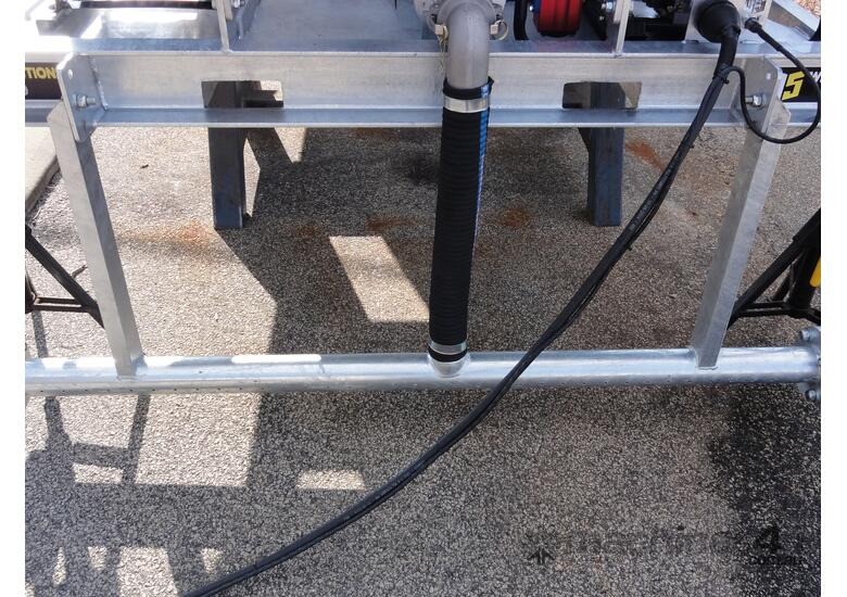 WELDING SOLUTIONS PT7000 Skid mounted water