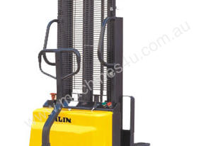 Semi Electric Fork Over Walkie Stacker