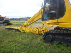 Komatsu PC200 SC-6 Clam shell - picture2' - Click to enlarge