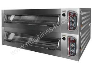 F.E.D. ELEM-200S THERMADECK Single Deck Pizza Oven