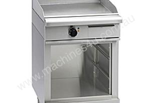 600mm Electric griddle - Cabinet base