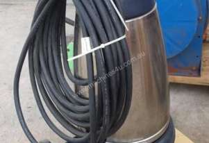 Grunfos SUBMERSIBLE SUMP PUMP