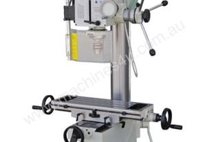 Geared Head Drilling / Milling Machine - Pedestal