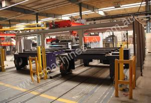 Bytrans Cross 3015 Sheet Automation