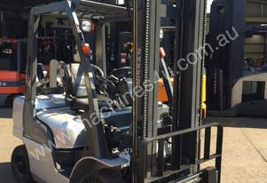 NISSAN Forklift 2.5Ton 4.3m Lift fully Refurbished