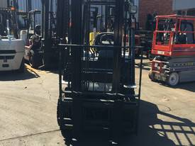 NISSAN Forklift 2.5Ton 4.3m Lift fully Refurbished - picture1' - Click to enlarge