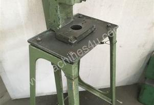 John Heine 59A Ser 1 Kick Press 1 ton