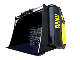 REMU PD3160 EXCAVATOR PADDING BUCKET (30-40T) - picture0' - Click to enlarge