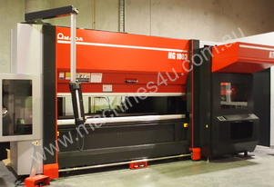 HG ATC - High precision press brake with high speed Automatic Tool Changer