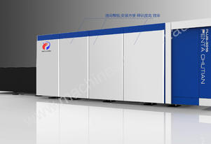 Fiber Laser 3015 140m/min 1.7G, 2kw IPG Laser Power Source