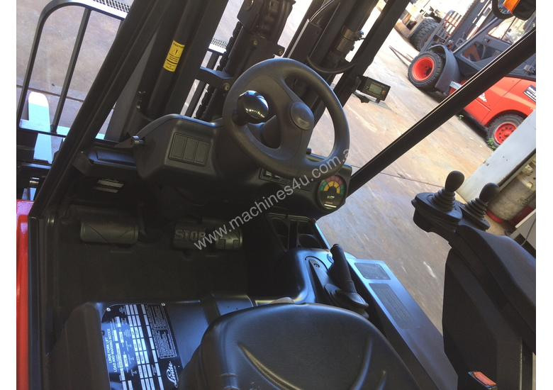 Linde  T16 Low Hours Great Con 5.4m