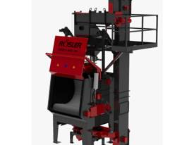 Rosler Tumble Belt Machines - picture7' - Click to enlarge