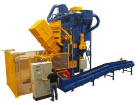Rosler Tumble Belt Machines - picture8' - Click to enlarge