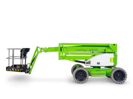 Nifty HR17 Hybrid 4x4 Self Propelled Boom Lift - compact and low weight - picture0' - Click to enlarge