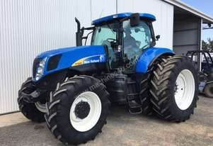 New Holland T5050 FWA/4WD Tractor