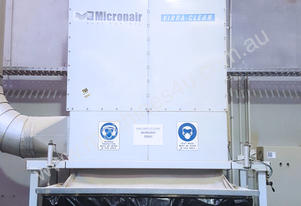 Micronair Dust Extractor   22kw