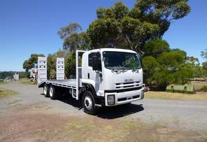 11/2008 Isuzu FVZ1400 6x4 Beavertail