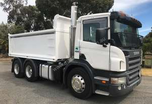 Scania 2008   P420 Tipper