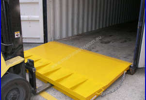 East West Engineering CONTAINER ENTRY RAMP