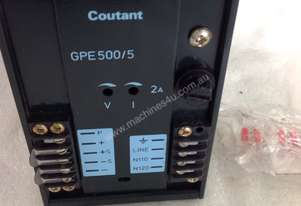 COUTANT POWER SUPPLY GPE500/5 110V INPUT