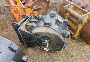 COMPACTION WHEEL SUIT 15 TONNE EXCAVATOR