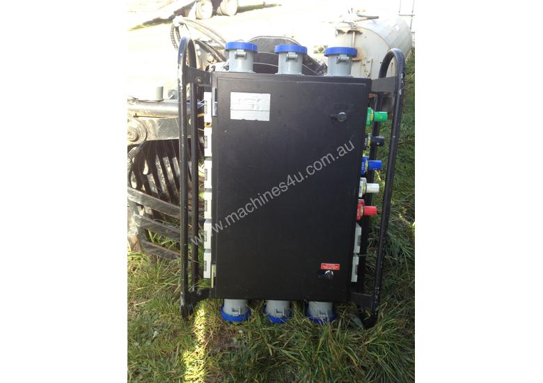 Three Phase Switchboards. 750 Amp