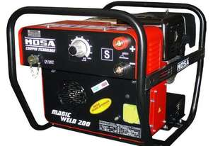 Mosa Magicweld 200 Petrol Engine Driven Welder